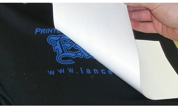 how to print on heat transfer paper