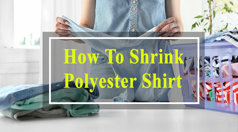 does cotton and polyester shrink