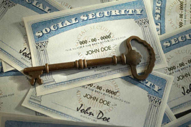replace a laminated social security card
