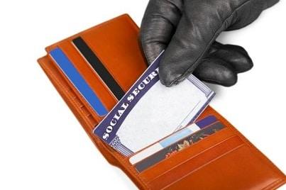 protect social security card