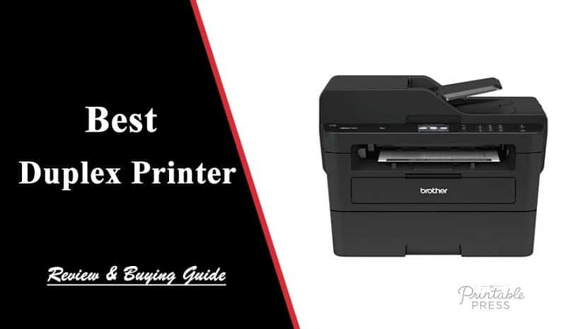 best double-sided printer