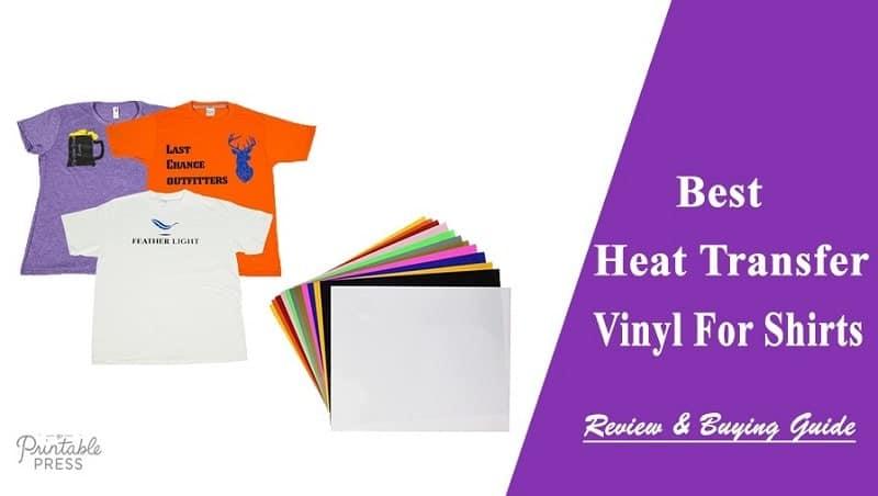 How to Use Heat Transfer Vinyl?