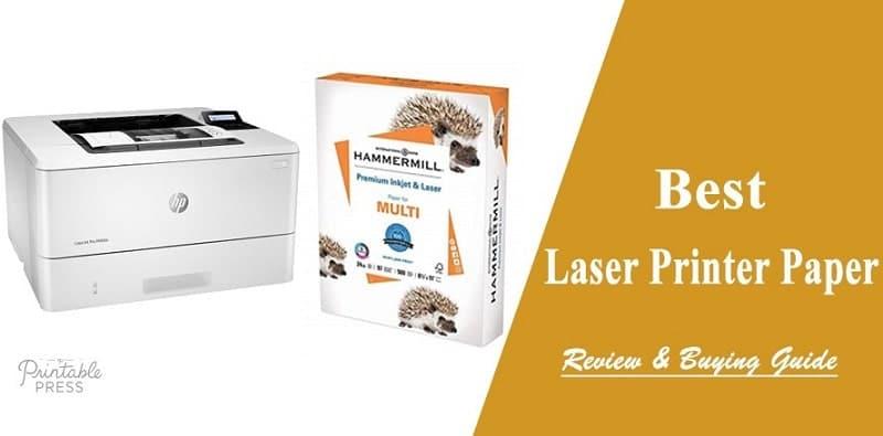 hp laser printer paper
