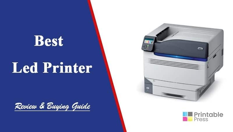led printers pros and cons