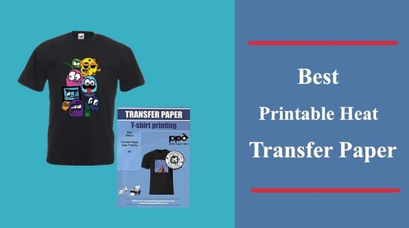 commercial heat transfer paper