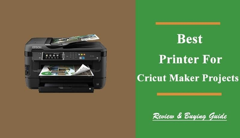best printer for cricut maker projects