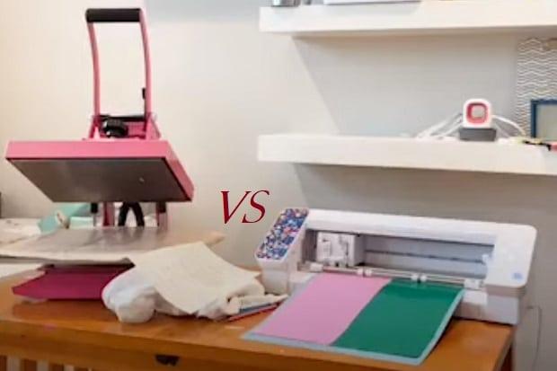 heat transfer paper vs printable vinyl