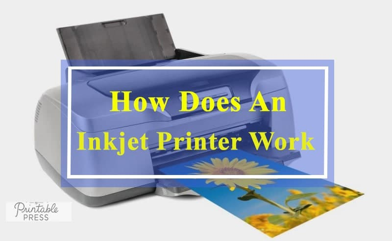 how does a printer work