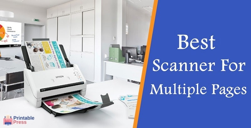 best scanner for scanning multiple photos