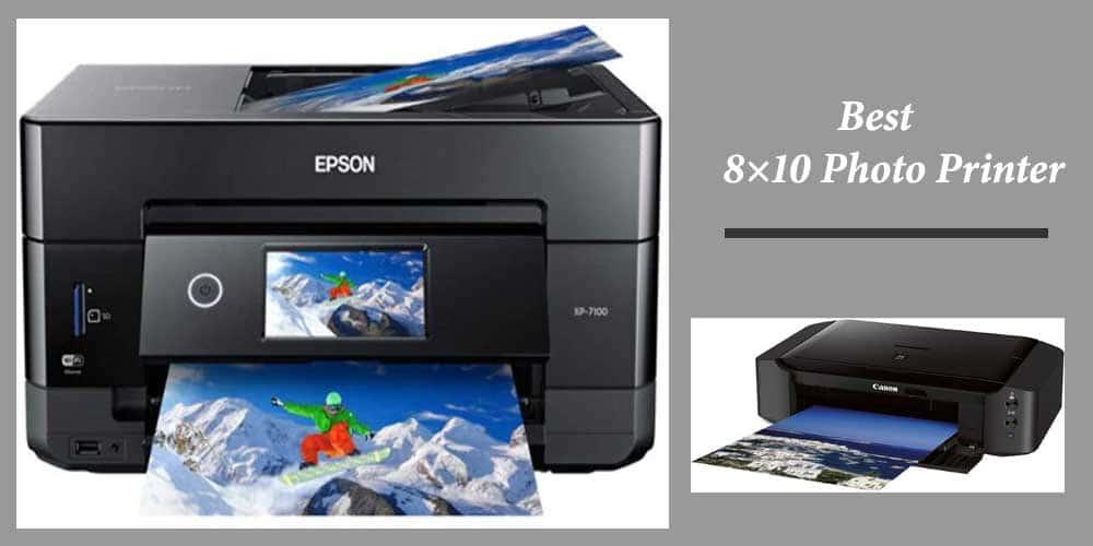 Top 10 Best 8×10 Photo Printer Reviews