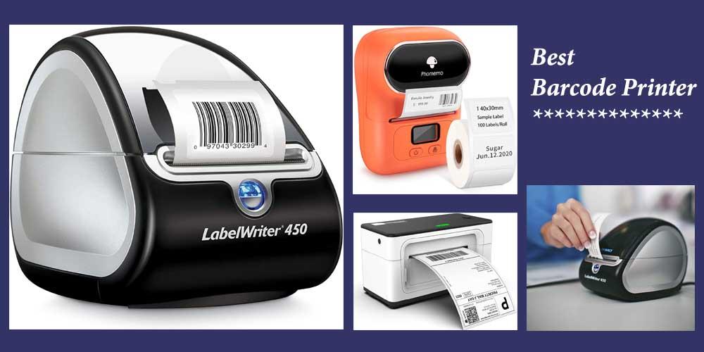 Top 10 Best Barcode Printer Reviews