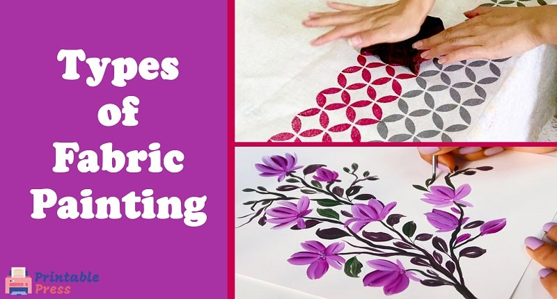 fabric painting ideas