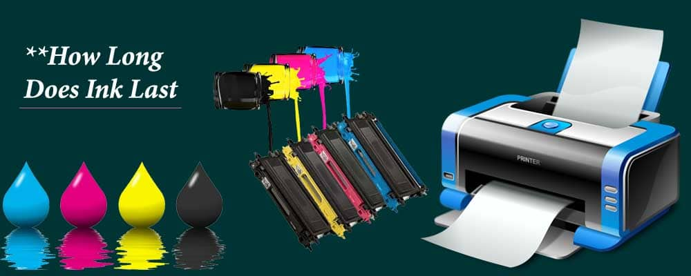 What Causes Printer Ink to Expire?